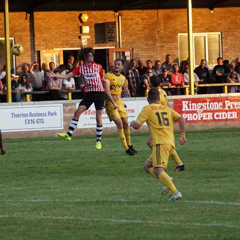 Photos by Viv Curtis - Exeter City - Preseason Friendly - 9th July 2019 Score 0-1