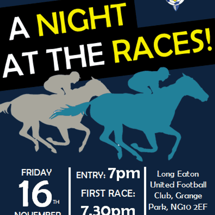 The ladies invite you to a night at the races!