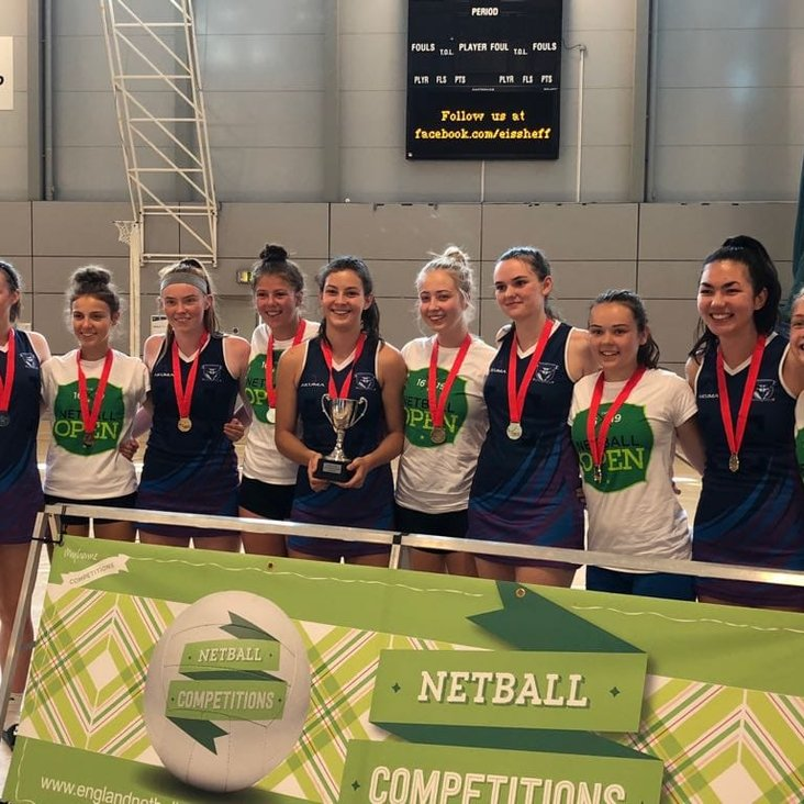 Winners are grinners at the 16-19 Open tournament<