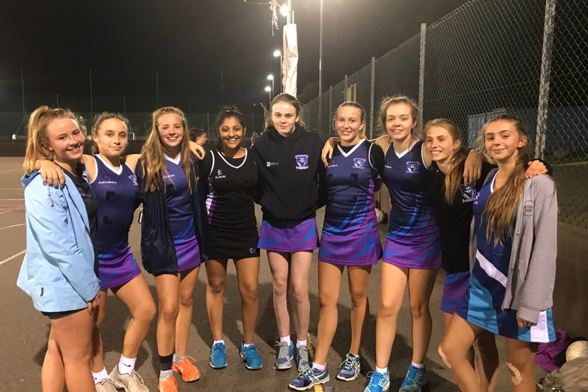Charnwood Rutland Netball Club vs. University of Leices A court 3
