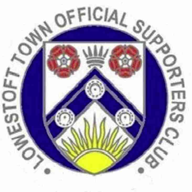 Supporters Club (Trawlerboys) Membership 2016/17