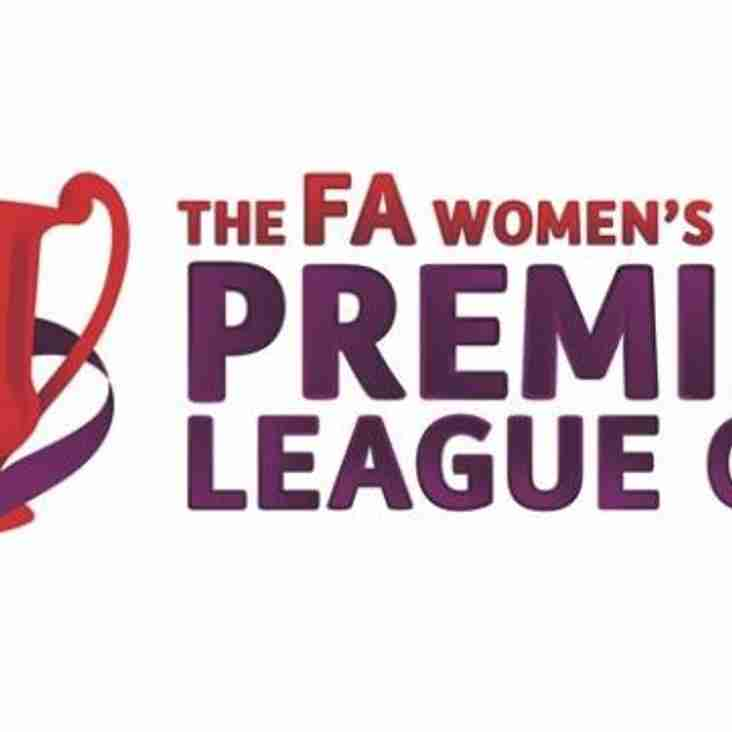 Ladies draw Luton Town in League Cup