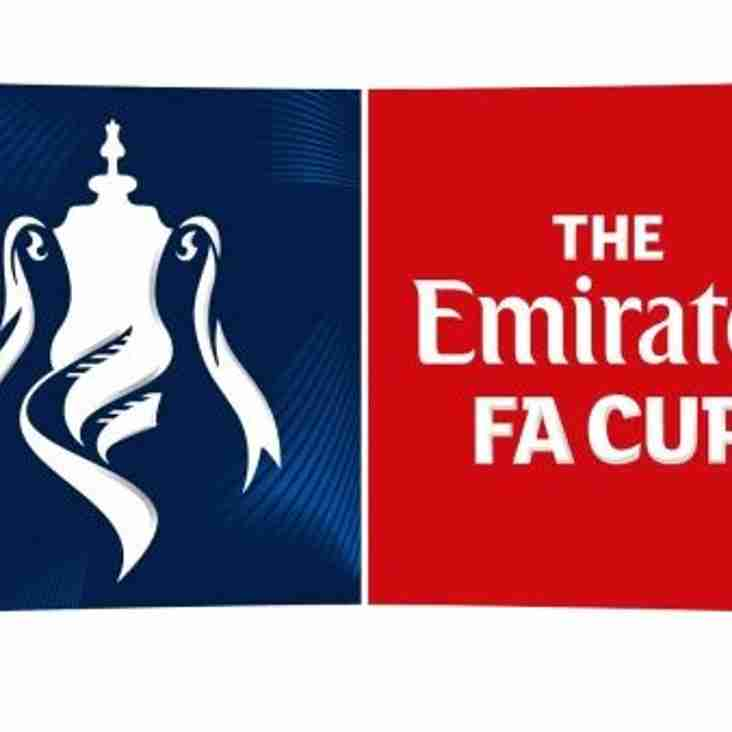 Lowestoft Town land home draw in FA Cup