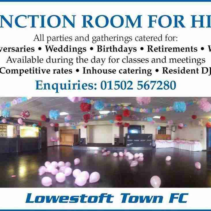 Function Room Hire