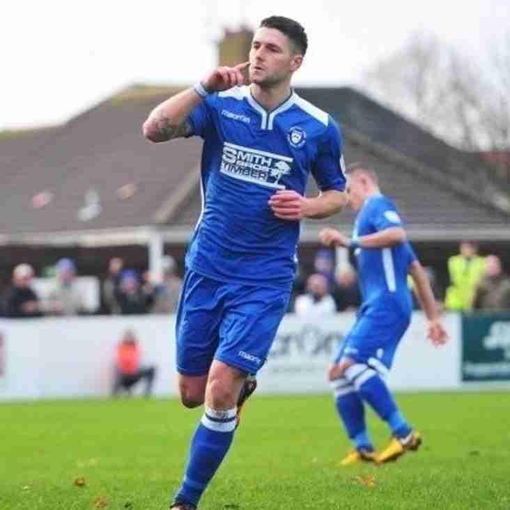 Ainsley departs to join Leiston