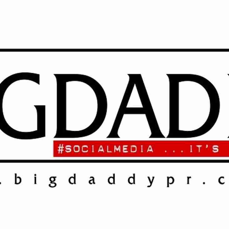 BIGDaddyPR becomes Ladies Playing Kit Partner & Official Social Media and Digital Partner of Lowestoft Town FC