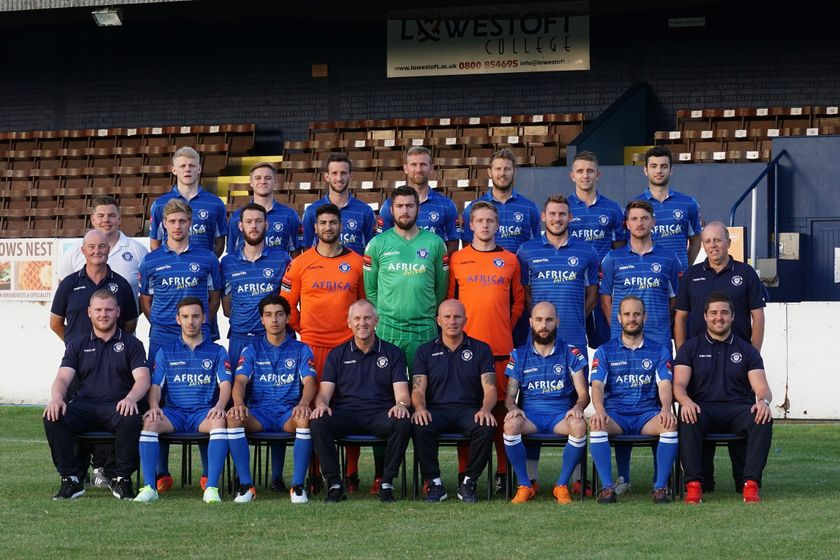 Lowestoft Town lose to Leatherhead 2 - 1