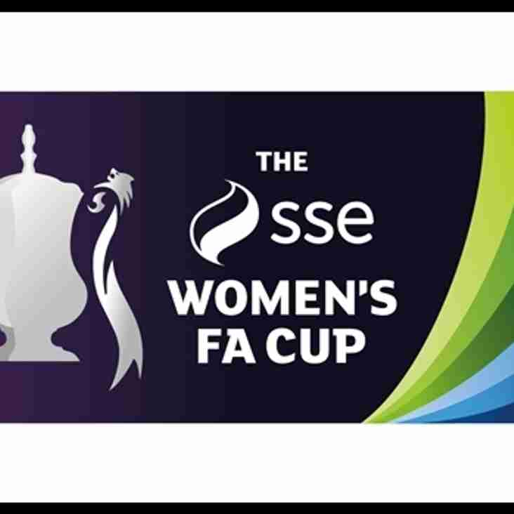 Ladies drawn away to Canaries in Women's FA Cup