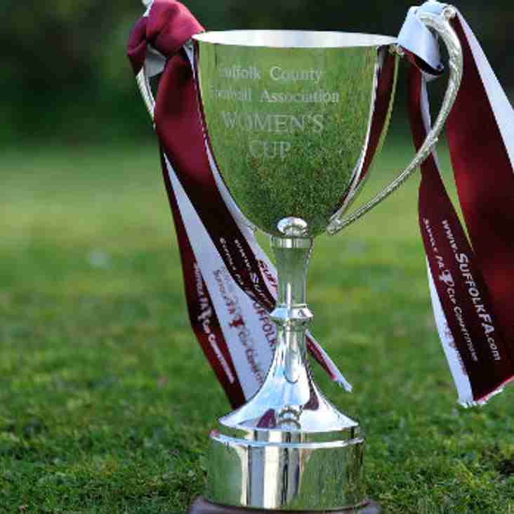 Lowestoft Town Ladies to face Ipswich Town Ladies in final