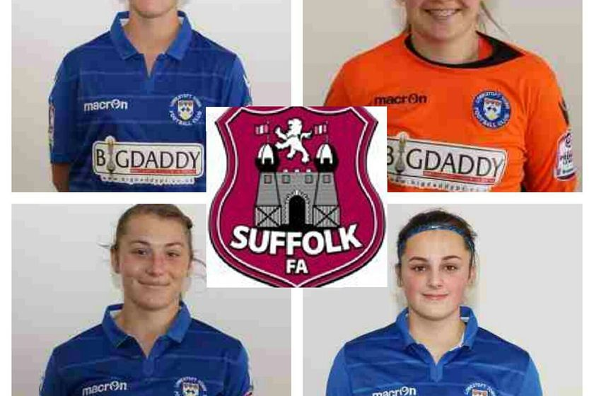 Ladies get the call to play for Suffolk, against Kent
