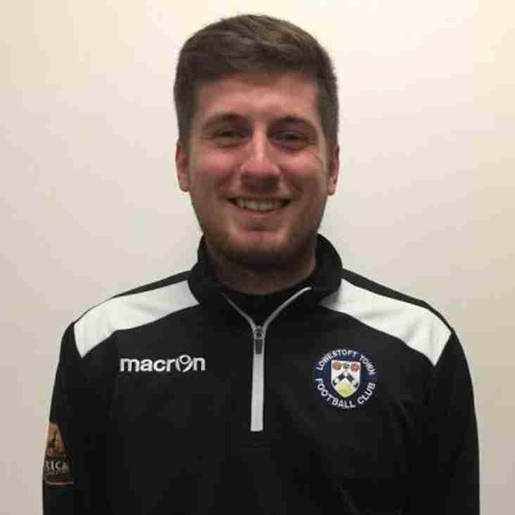 Miller replaces Graves as Lowestoft Town Ladies Manager