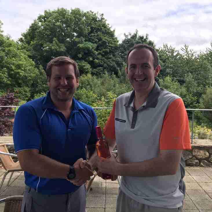 Cystadleuaeth Golff 2017 - Golf Competition 2017 - Henllys, Beaumaris - 8 Gorffennaf / 8 July 2017