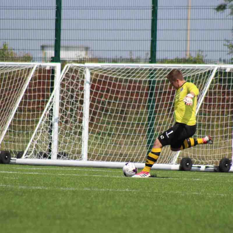 Hamworthy United FC VS Weymouth FC