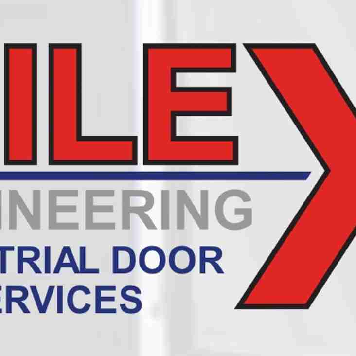 MileX Engineering To Sponsor Corby Town Ladies Away Kit