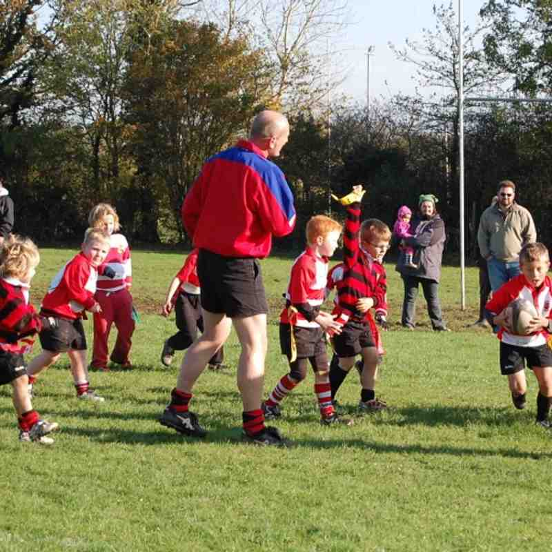 Under 7's v Midsomer Norton