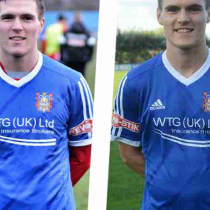 Twins tied down at Farsley for next season
