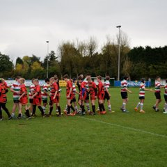U 13s Tough away match in cheshire cup against Stockport