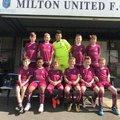 Milton United Under 12's lose to FARINGDON TOWN BLUE 0 - 1