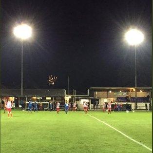Ingles 1-1 West Bridgford