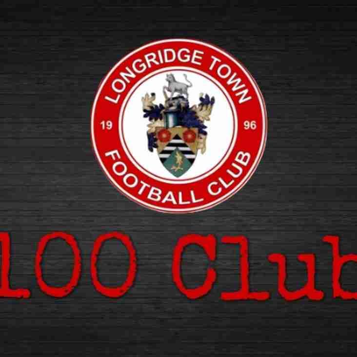 100 Club: March Winners