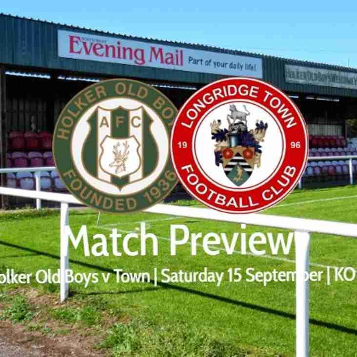 Match Preview: Holker Old Boys v Longridge Town