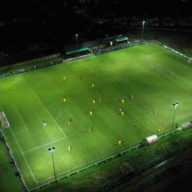 Longridge Town - Under The Lights