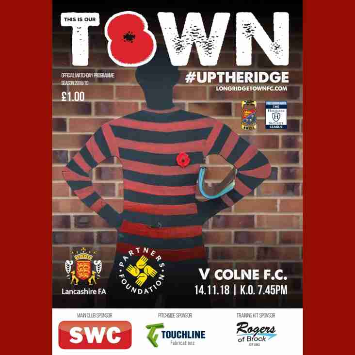Programme Preview: Colne