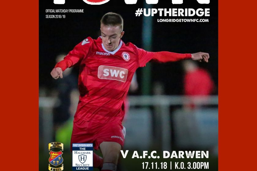 Programme Preview: AFC Darwen