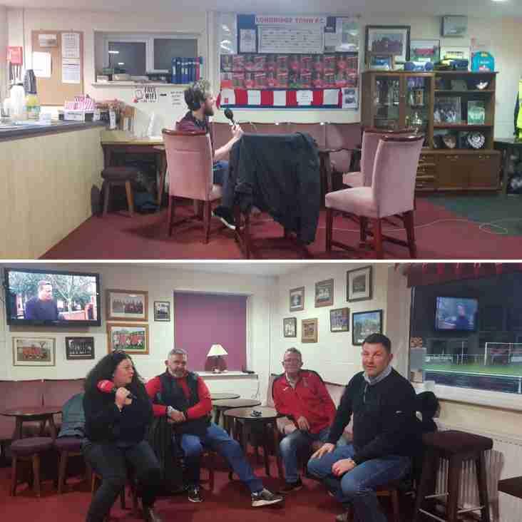 BBC Radio Lancashire's Non-League Roadshow