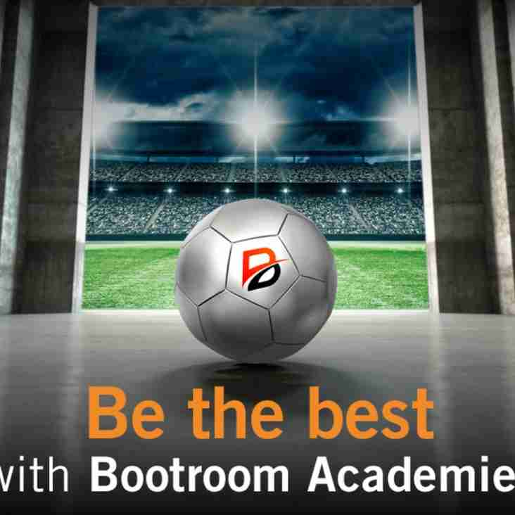 Bootroom Academies: Football Education Academy Programme