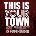 2019/20 Season Tickets on sale!
