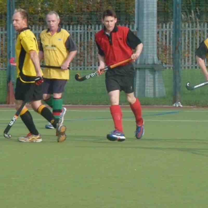 Mens Masters Cup 2010-11