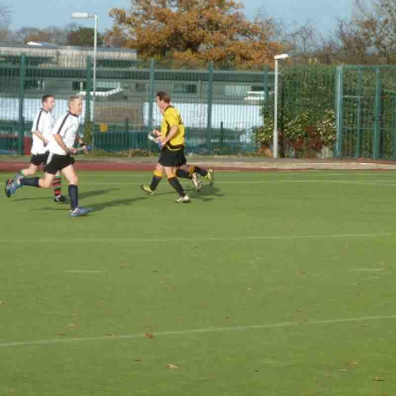 Mens 3rds vs Winchcombe 2011-12-03