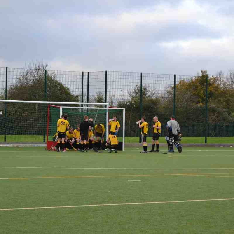 Mens 1st XI vs Hereford 15 Nov 2014