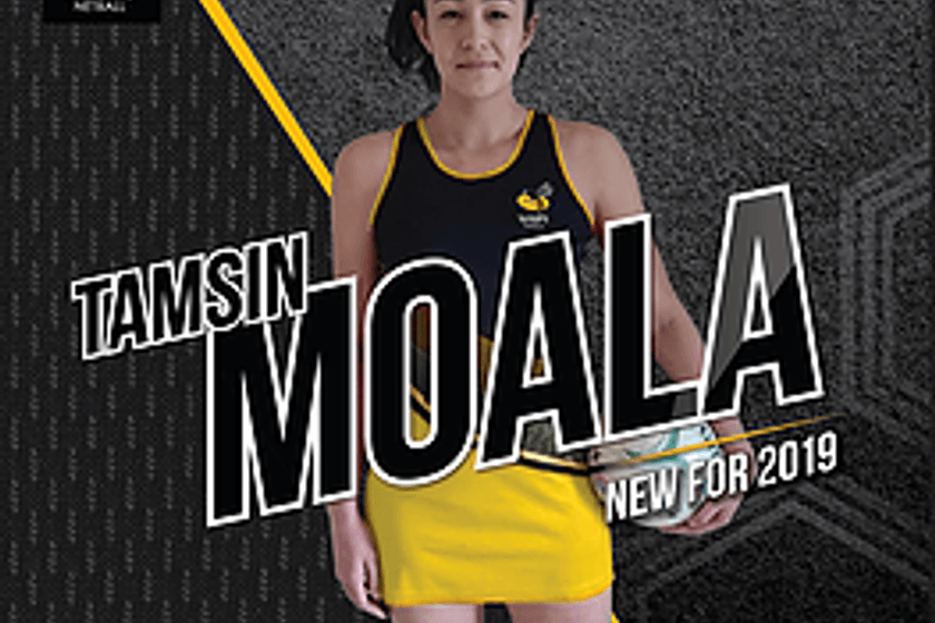 Hot off the Press! Masterclass with Tamsin Moala