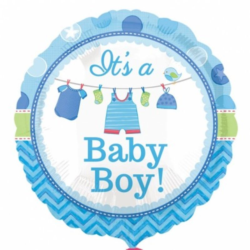 It's a Baby Boy!!!