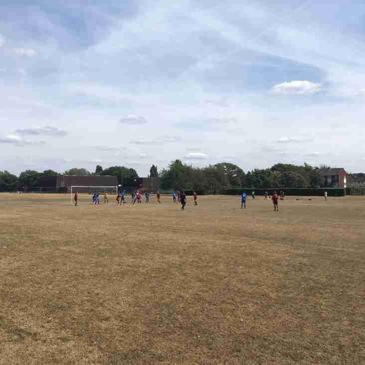 U25s narrowly lose 1-0 to Wheathampstead