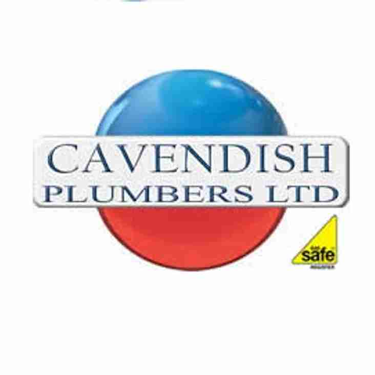 Cavendish Plumbers agree to sponsor U25s