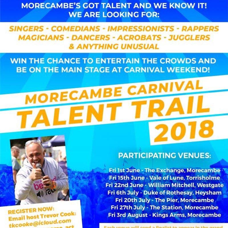 Morecambe Talent Trail