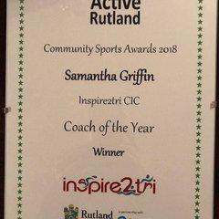 Head Coach Award