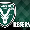 Steeton AFC Reserves beat Lepton Highlanders 0 - 2
