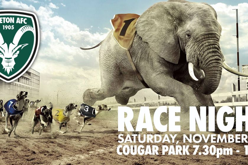 Win Big at Elephant Race Night