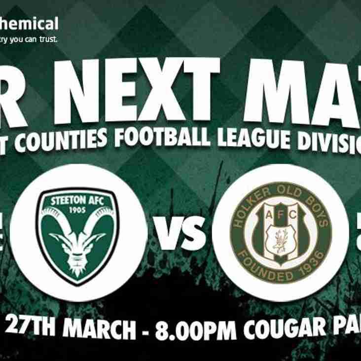 NEXT UP: Wednesday Night Football at Cougar Park