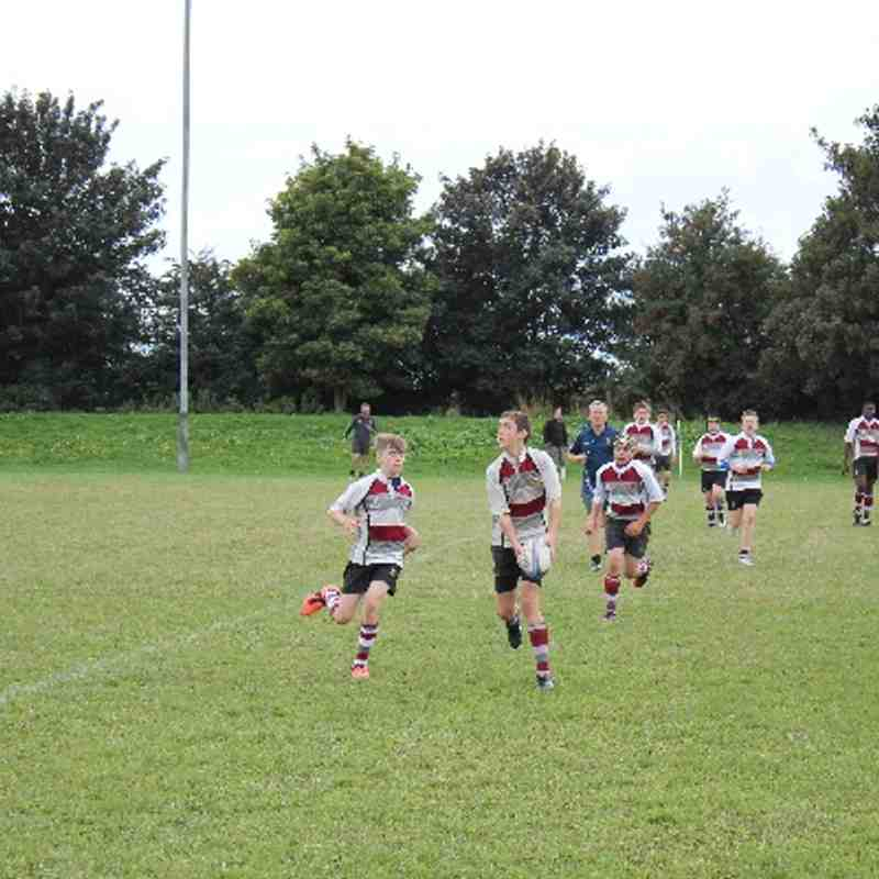 U14s Dev vs Southend Dev 15/9/13