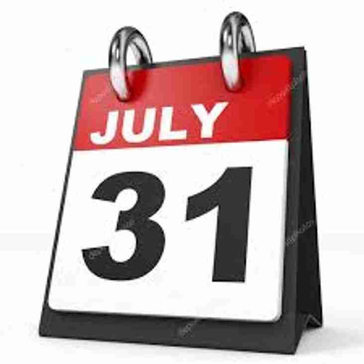 REGISTRATION DATES/DEADLINES & COLLECTION EVENING