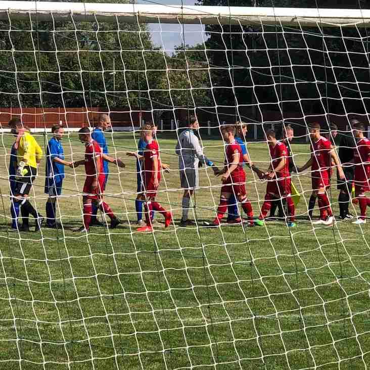 Match Report v Cogenhoe United + Bretty's Comments