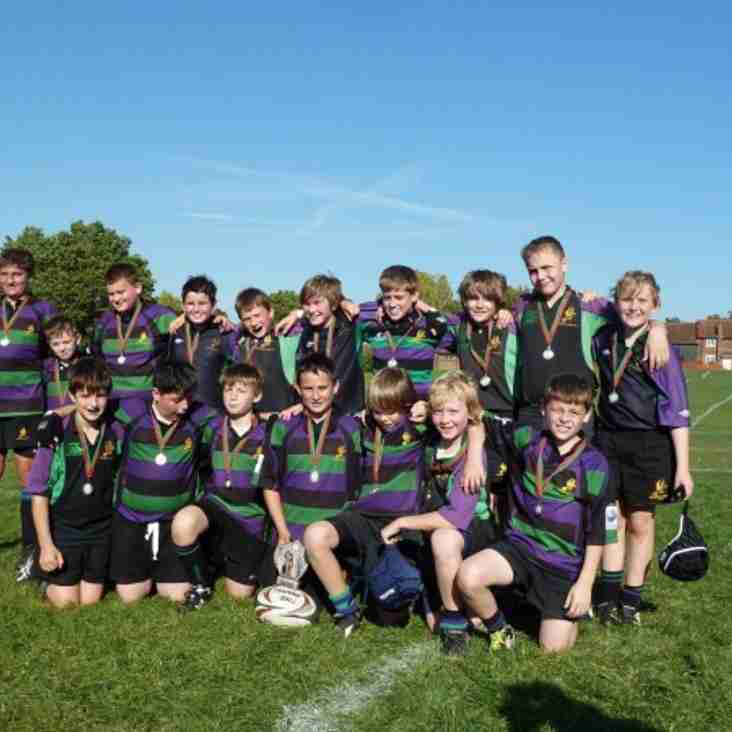 Weybridge Vandals Under 12 - Guildford Festival Winners