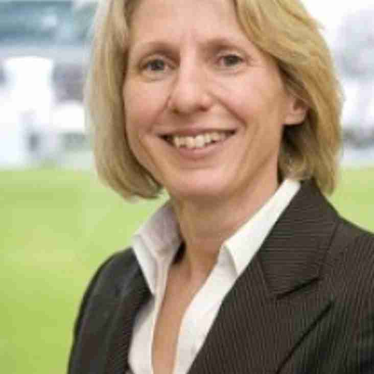 England Hockey's Head of Events Sue Catton awarded FIH Order of Merit