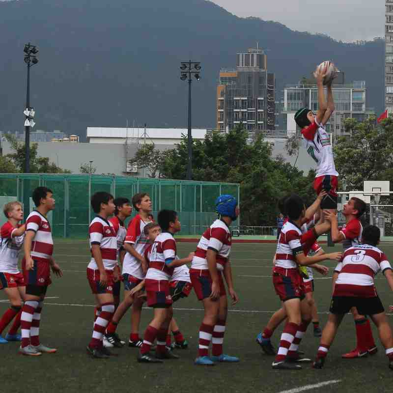 U14B Sandy Bay 82 - Kowloon Lions 0