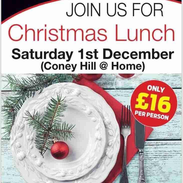 Christmas Lunch @Regentsholme
